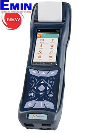 E1500 E Instruments Combustion Gas & Emissions Analyzers (O2, CO, CO2)